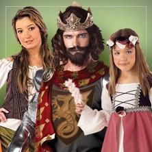 Déguisements et Costumes Médiévaux