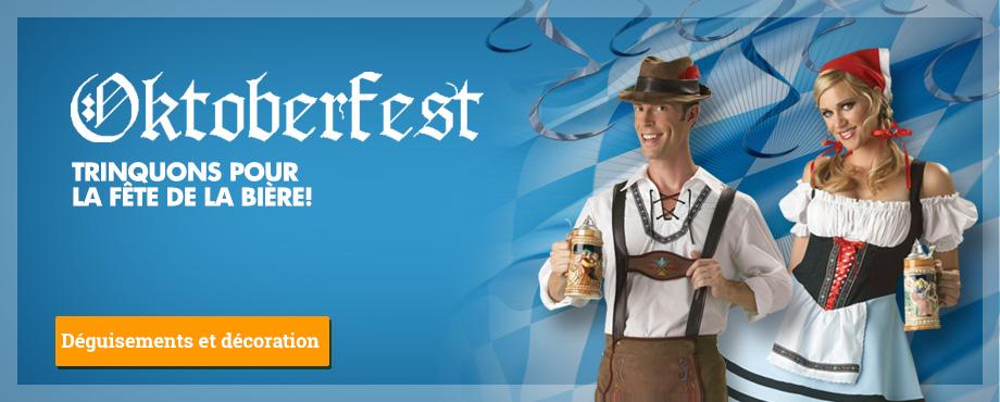 Déguisements Oktoberfest