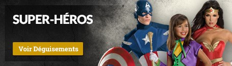 Déguisements de Super-héros