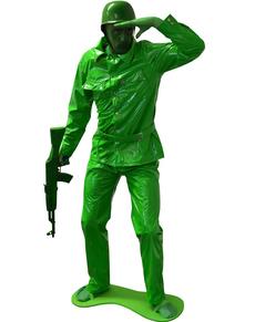 Costume de petit soldat de jouet