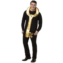 Kit costume clé pour ouvrir mon cœur adulte