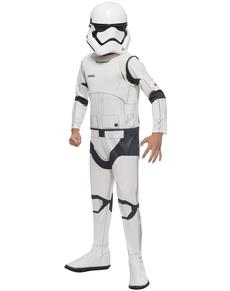 Costume Stormtrooper Star Wars Épisode 7 classic enfant