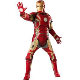 Costume Iron Man Avengers : L'ère d'Ultron deluxe adulte