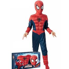 Costume Ultime Spiderman enfant en boîte