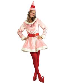 Costume Jovi deluxe Elfe femme